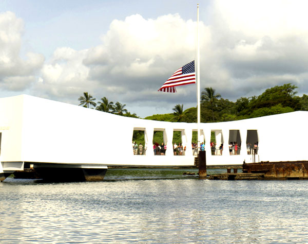 Pearl Harbor Oahu, Hawaii
