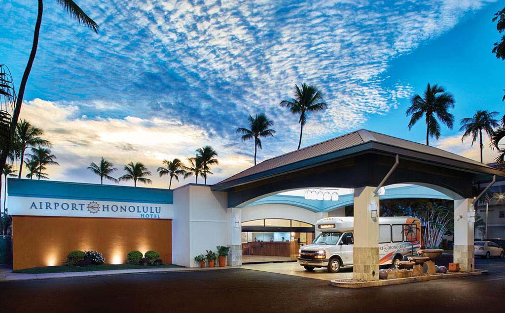 Honolulu, HI Hotel - Airport Honolulu Hotel