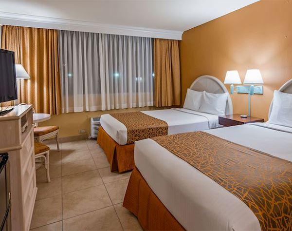 Airport Honolulu Hotel Standard Double Room