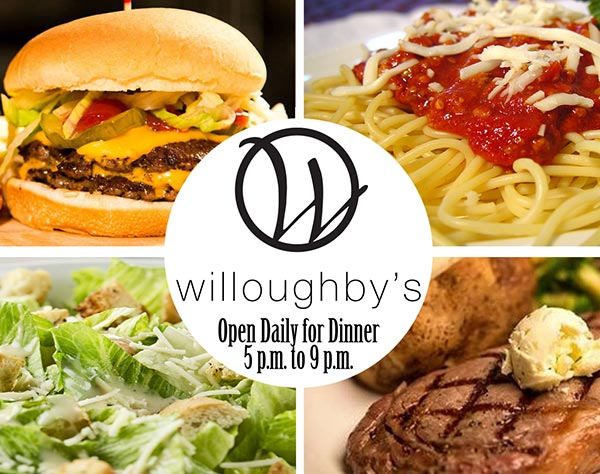 Willoughby's at Airport Honolulu Hotel