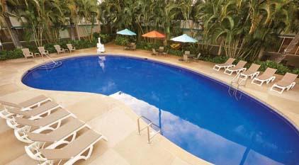 Airport Honolulu Hotel Outdoor Pool